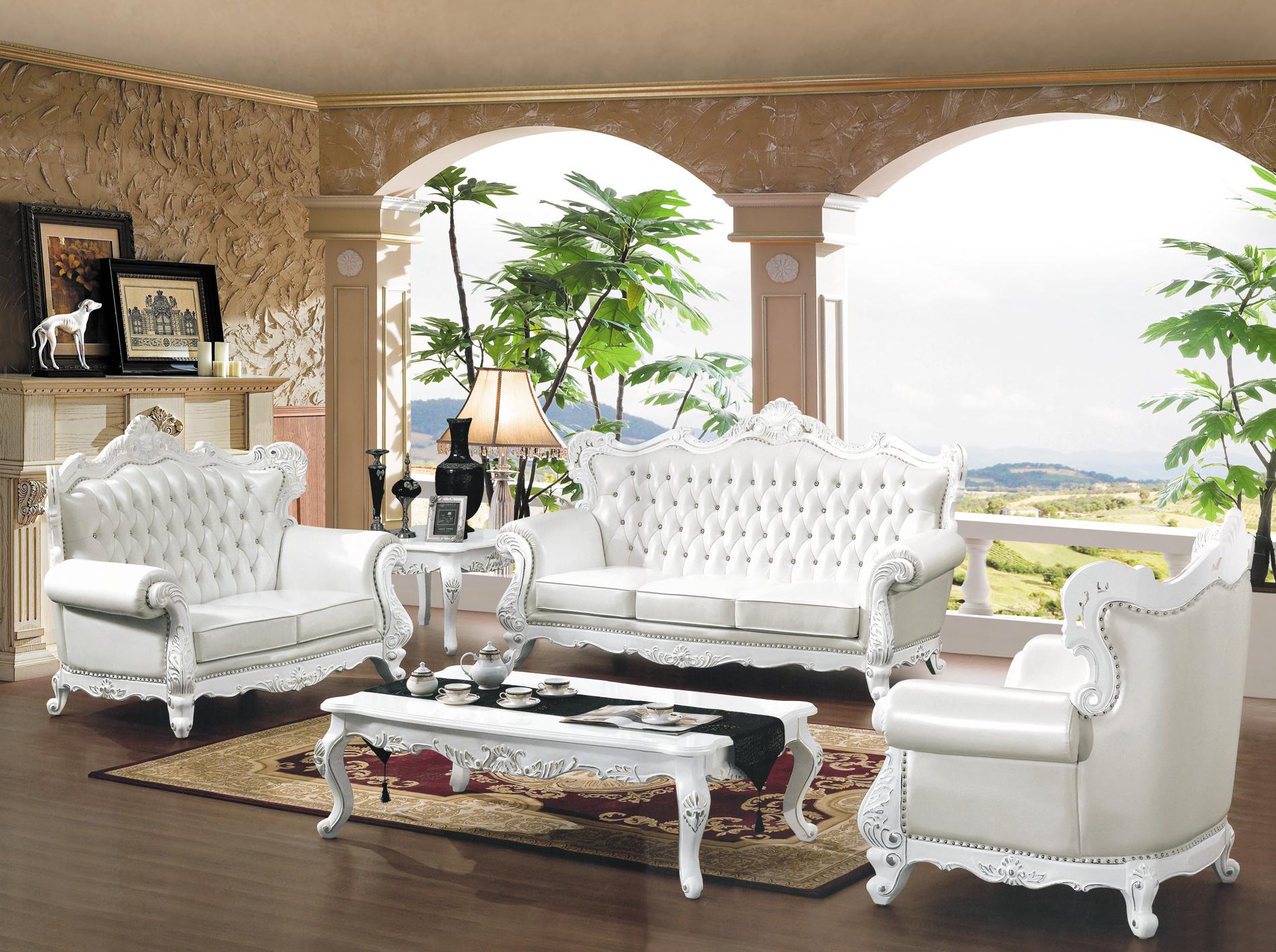 欧式古典沙发